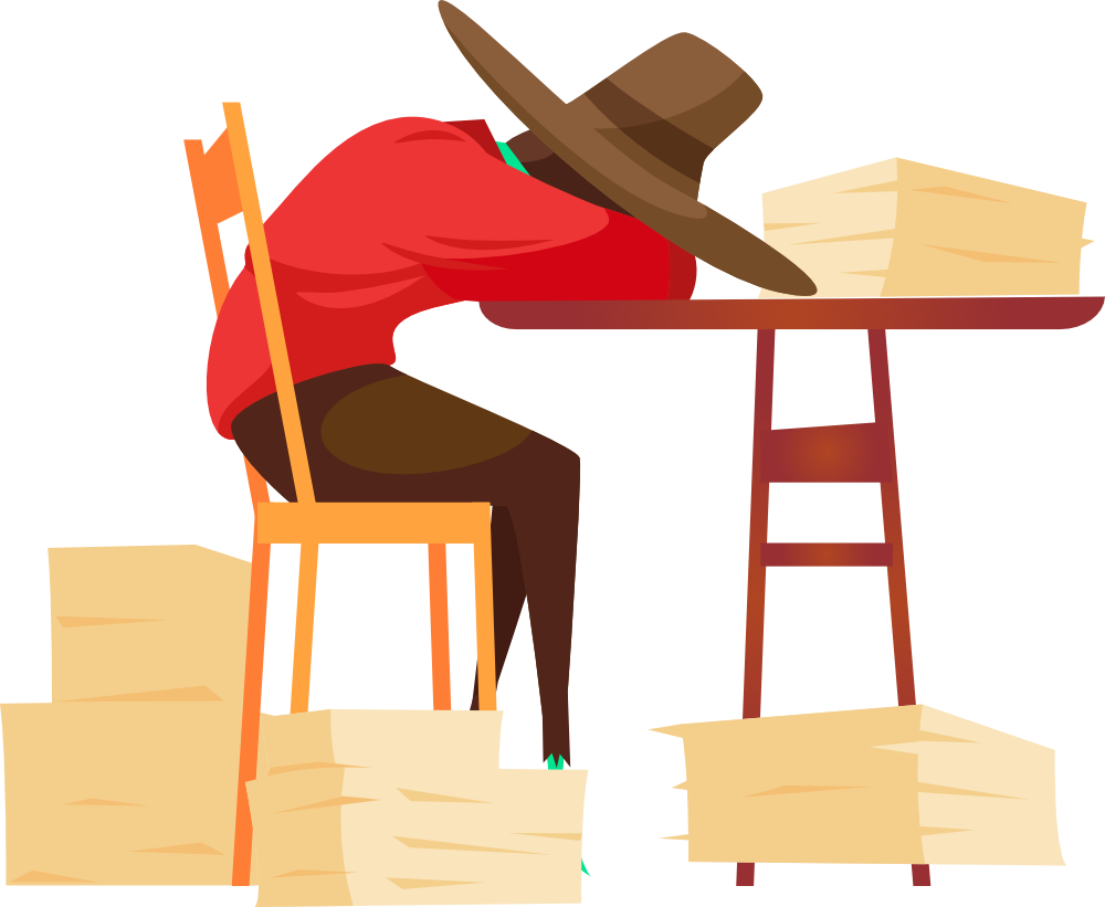 book-hat